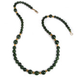 Imperial Jade Necklace - Museum Shop Collection - Museum Company Photo