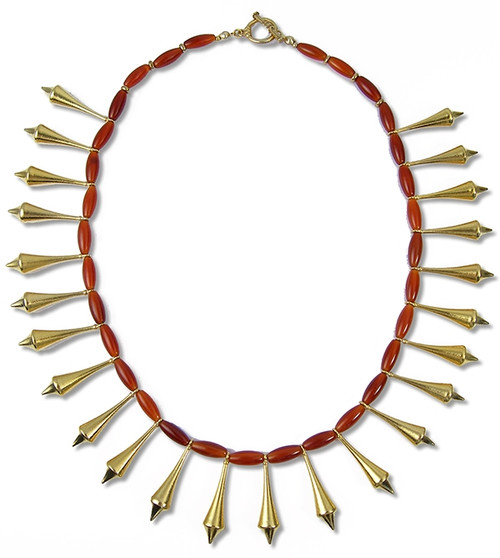 Cleopatra Pendulum Necklace - Museum Shop Collection - Museum Company Photo