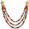 Cleopatra Carnelian Collar - Museum Shop Collection - Museum Company Photo