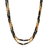 Tigris Necklace, Double Strand - Museum Shop Collection - Museum Company Photo