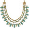 Lotus Warrior Necklace - Museum Shop Collection - Museum Company Photo