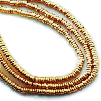 Shebyu Triple Strand Necklace - Museum Shop Collection - Museum Company Photo