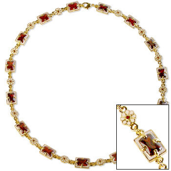 "Elizabethan Necklace, 18"" - Museum Shop Collection - Museum Company Photo"
