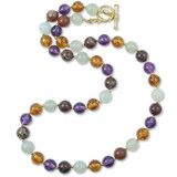 Harvest Moon Necklace - Museum Shop Collection - Museum Company Photo