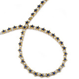 Stars of Freedom Necklace - Museum Shop Collection - Museum Company Photo