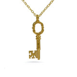 Centennial Key Pendant - Museum Shop Collection - Museum Company Photo