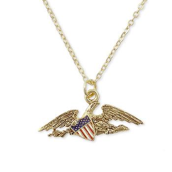 McIntire Eagle Pendant, gf - Museum Shop Collection - Museum Company Photo