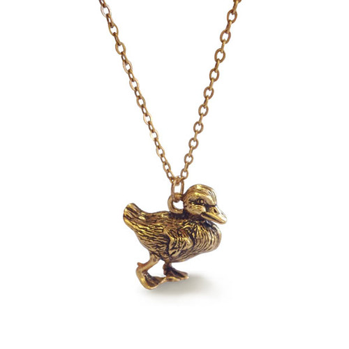 Duckling Pendant - Museum Shop Collection - Museum Company Photo