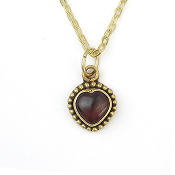Classical Heart Pendant - Museum Shop Collection - Museum Company Photo
