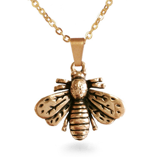 Napoleonic Bee on Chain - Museum Shop Collection - Museum Company Photo