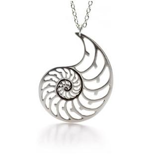 Nautilus Shell Pendant - Museum Shop Collection - Museum Company Photo