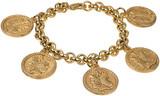Janus bracelet, 5 charms - Museum Shop Collection - Museum Company Photo
