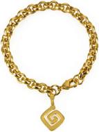 Pre Columbian Spiral charm bracelet - Museum Shop Collection - Museum Company Photo