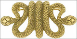 Snake brooch - Museum Shop Collection - Museum Company Photo