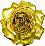 Rose brooch, enameled - Museum Shop Collection - Museum Company Photo