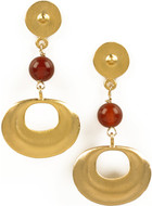 Pre Columbian Nose ornament earrings - Museum Shop Collection - Museum Company Photo