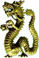 Dragon pendant - Museum Shop Collection - Museum Company Photo