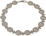 Janus double headed 14-coin necklace - Museum Shop Collection - Museum Company Photo