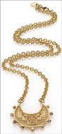 Byzantine Crescent Necklace - Museum Shop Collection - Museum Company Photo