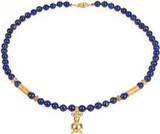 Pre Columbian Poporo necklace - Museum Shop Collection - Museum Company Photo