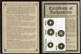 Genuine China 5 Dynasty Album : Authentic Artifact - Museum Company Photo