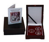 Genuine Herod Dynasty Box: The First Villains of the Gospels  : Authentic Artifact - Museum Company Photo