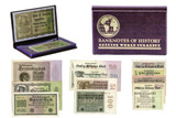 Genuine Hyperinflation in Weimar Germany, A Collection of Twelve Notes  : Authentic Artifact - Museum Company Photo