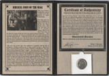Genuine Journey of the Magi Album: Silver Tetradrachm : Authentic Artifact - Museum Company Photo