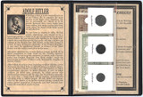 Genuine Nazi Fuhrer: Dictaor Adolf Hitler Album : Authentic Artifact - Museum Company Photo