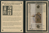 Genuine The Four Constantines Album  : Authentic Artifact - Museum Company Photo