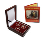 Genuine The Real-Life Dracula Box: Prince Vlad & the Order of the Dragon : Authentic Artifact - Museum Company Photo