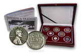 Genuine Triumph & Tragedy Box: The Second World War Pacific Theater (WWII)  : Authentic Artifact - Museum Company Photo