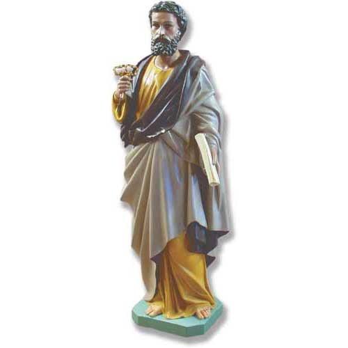 Saint Peter Sculpture - Museum Replicas Collection Photo