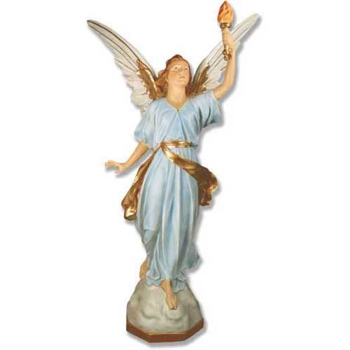 Angel Of Light Left Arm Up Statue - Museum Replicas Collection Photo