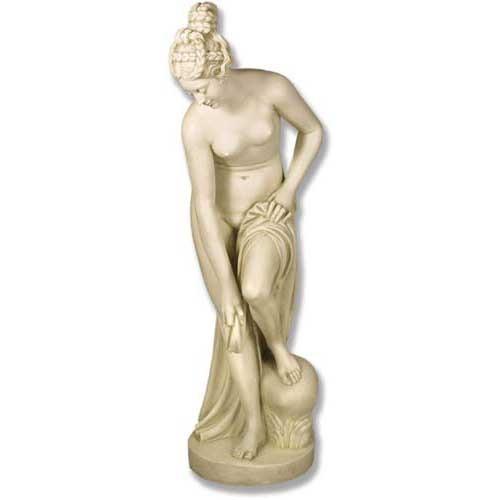 Venus At Bath Statue - Museum Replica Collection Photo