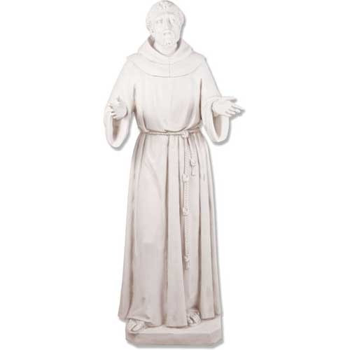 Francis Assisi Pleading Statue - Museum Replicas Collection Photo