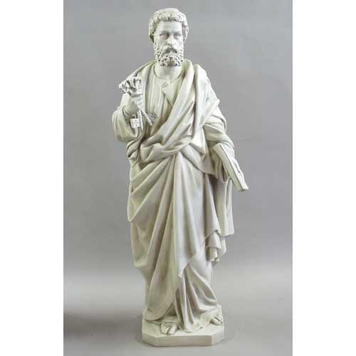 Saint Peter Statue - Museum Replicas Collection Photo