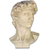 Head Of David Sculpture - Museum Replica Collection Photo