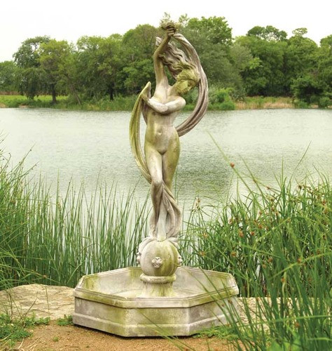 Water Venus with Fountain Bowl - Museum Replica Collection Photo
