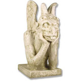 Spitting Notredame Gargoyle Statue - Museum Replicas Collection Photo