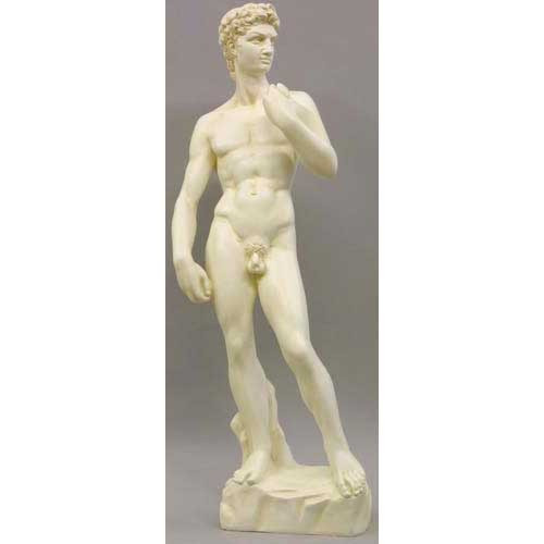 David By Michelangelo Statue - Museum Replica Collection Photo