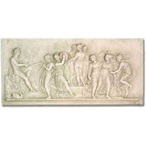 Apollo & Muse Wall Relief - Museum Replica Collection Photo