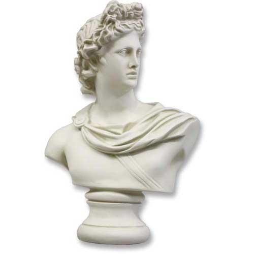 Apollo Bust - Museum Replica Collection Photo