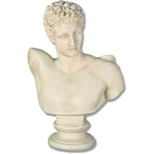 Hermes Bust - Museum Replica Collection Photo