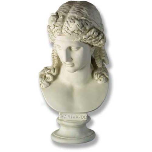 Ariadne Bust - Vatican - Museum Replica Collection Photo