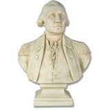 George Washington In Uniform Bust - Museum Replica Collection Photo