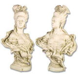 Victorian Mother Bust - Museum Replicas Collection Photo