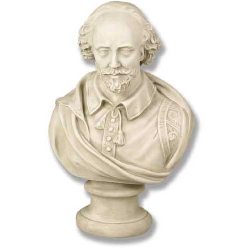 William Shakespeare - Classic Bust - Museum Replicas Collection Photo