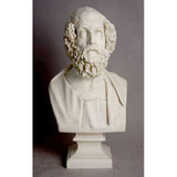 Homer Bust On Square Base - Museum Replica Collection Photo