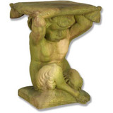 Pan Boy Holding Pillow Statue - Museum Replica Collection Photo